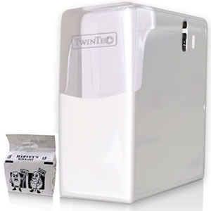 Photo of the Twin Tec Non-Electric Water Softener